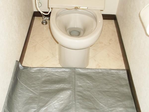熊本のトイレ清掃
