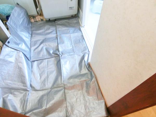 熊本の浴室清掃水垢クリーニング